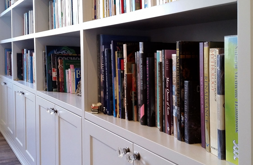 Miraculous Bookcase Bookshelves Custom Made By Studio Nine Cabinets Download Free Architecture Designs Scobabritishbridgeorg